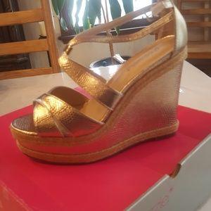 Shoedazzled Wedge